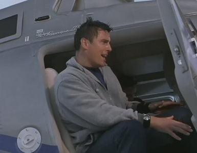 John in شارک Attack!