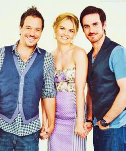 Mikey, Jenn, & Colin
