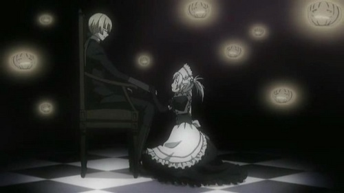 Lulu belle & Mimi (D.Grayman) a great master and her faithful maid.............he he he he