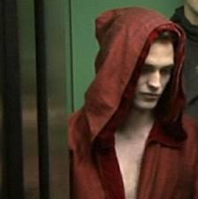 my sexy vampire,Edward wearing a hood<3