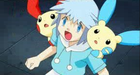 well it could b worse...all of ur crushes could b fictional characters and it could b at a point u realize there's only like 2 guys that r on the same level as them and u don't have a chance with either of them so ur whole Cinta life is in ur head... now enjoy this cute picture of a little boy who used 2 b afraid of pokemon...