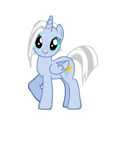 Can u draw a pic of Silversheen, plz?