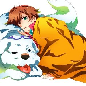Norio-san, Mitsuki Kamatani's pet dog!