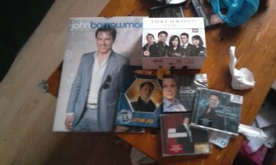 Okay, I couldnt post just 1 cause I didnt have a picture but heres some I bought when I started becoming a Barrowfan!