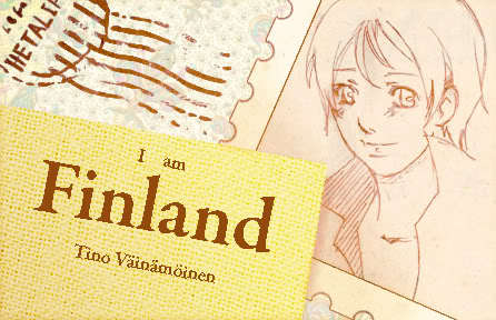 I'm Finland. I agree with that.