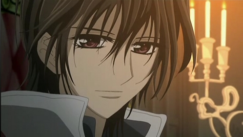 kaname from vampire knight...he will be like Mehr than hundred years old!!!