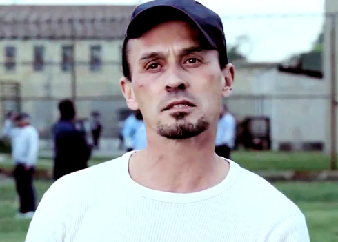 Robert Knepper as T-Bag/Theodore Bagwell from Prison Break.