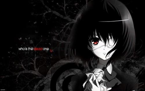 Death Note Higurashi no Naku Koro Ni Ghost Hunt Elfen Lied Code GEASS: Lelouch of the Rebellion Puella Magi Madoka Magica Jigoku Shoujo Le Portrait de Petite Cossette Another [[ Picture ]] Shiki
