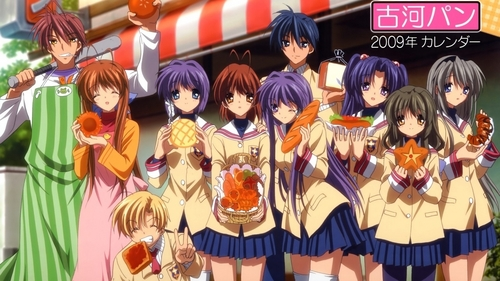 Sure! =) Here are some of my recommendations ~ -CLANNAD [[Picture]] -AIR -Soul Eater -K-ON! -Black Cat -Fruits Basket -Nichijou -Rozen Maiden