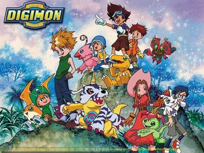 Herer are some ऐनीमे that I watched when I was 12 and liked them: - Digimon (Pic) - Pokemon - Yu-Gi-Oh! - Hunter x Hunter - One Piece - नारूटो
