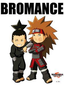 Shikmaru & Choji (Naruto Shippuden)
