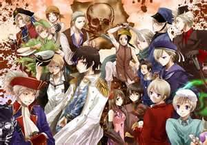 how about...every single country in Hetalia...