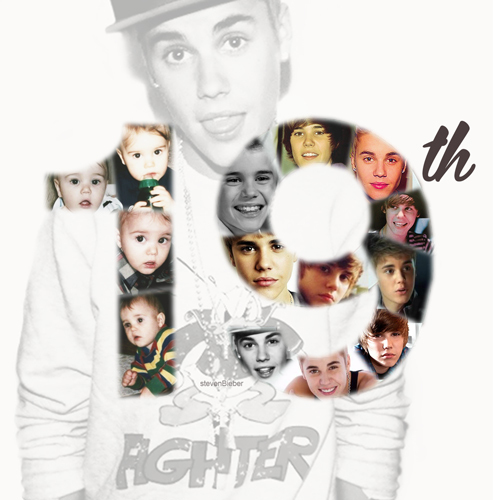I think this người hâm mộ art of JB in honor of his 19th birthday is very awesome<3