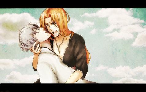 alak Ichimaru (Bleach) Gin's death.................