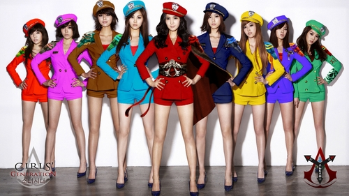 The sexy, hot and gorgeous girls of Girls' Generation^^ <333333333333333333333333333333333333333333
