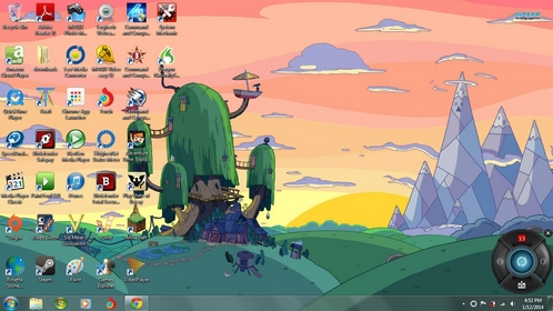 here's my laptop screenshot :3