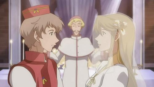 Romeo X Juliet marriage