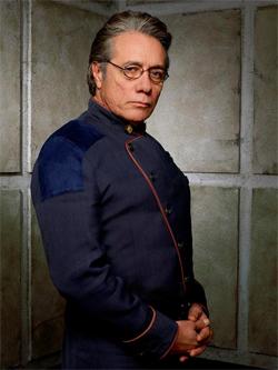 Bill Adama from Battlestar Galactica