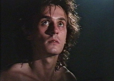 """Robert Knepper when he was younger in the movie """"Wild Thing""""."""