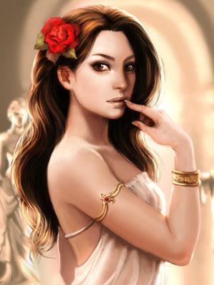 i beleive in Aphrodite Goddess of luv