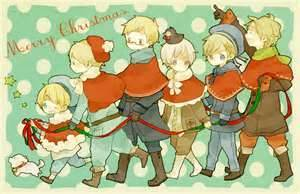 Nordic follow the leader~!
