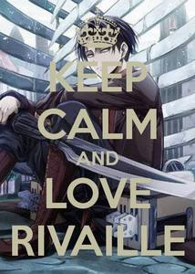 Levi from SnK :3