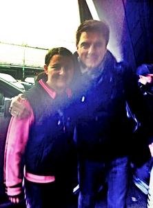 Me and John!<3
