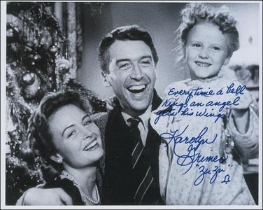 "Mine's ""It's a Wonderful Life"""