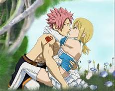 Here I wat happens wen u leave Natsu and Lucy alone