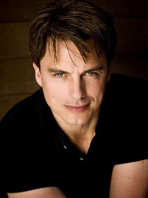 John Barrowman! He is the most amazing dude to have ever came into my life and im thankful for EVERYTHING he has ever done for me and everything he has told me when I met him because without they words, life would be hell.