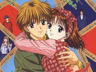 "For the same feeling romance, maybe try... -Lovely Complex -[pictured] marmelada Boy -Skip Beat -Kodocha (seems childish but deeper than appears) Other good romances I really liked are: -Kimi ni Todoke -Kimi to Boku -My Little Monster -Say ""I amor You"" -The Wallflower -Toradora! -Clannad"