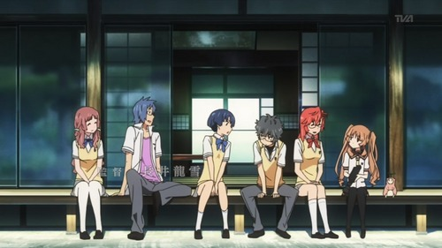 I hate animes with love triangles, but Ano Natsu de Matteru is the exception.I really liked it and I wish مزید people would watch it and see how good it is.