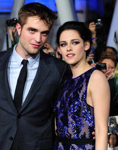 my picture perfect couple at the BD 1 L.A. premiere<3