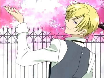 Tamaki!! (From Ouran HSHC) He's one of the most narcissistic characters I know and we all pag-ibig him for it! <333