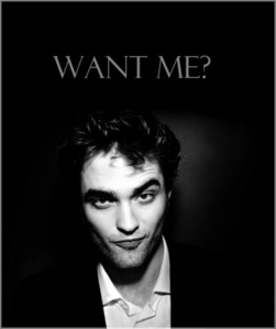 HELL YEAH I WANT YOU!!!!!!!!!!!<3