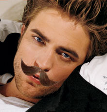 oh Robert,I just mustache you<3