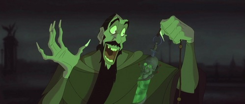 Rasputin is definitely my favorite. He's as good (if not better than) a lot of the Disney villains in my opinion.