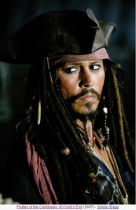 Why Captain Jack Sparrow of course! But if we're talking animated डिज़्नी only, then I'll go with Ariel या Simba :)