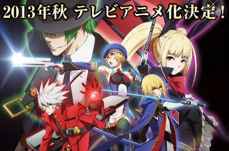 Have you seen Blazblue Altor Memory yet? It's a good anime.