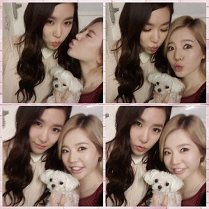 Fany!!And Sunny!!Sunny & Tiffany!!