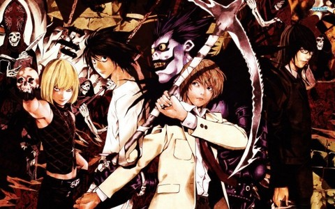 -When Death Note literally appears in EVERY one of my dreams at night