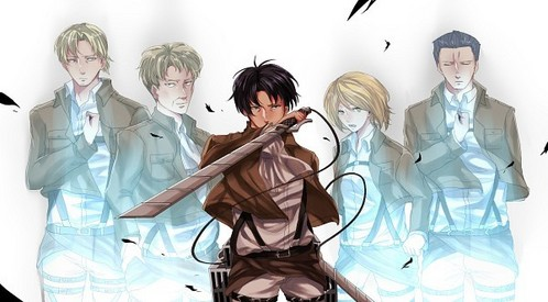 Attack on Titan, how I long to see the সেকেন্ড season this বছর already >.<