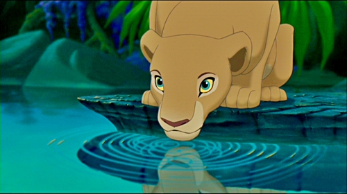 Nala from the Lion King!! <3333
