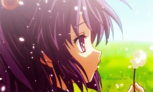Overall, I'm the most like Ichinose Kotomi from CLANNAD. I'm quite shy, though after becoming friends with some different people, have begun to open up more, am musically oriented (( but I'm a vocalist )), and her grades / school status is pretty much identical to my own. Even her backstory was eerily similar to my own, in the sense that I had to go through the emotional turmoil that she herself had to go through. However, my sarcasm / satire and wisdom have been compare to Ichihara Yuuko from xxxHolic. ^ ^