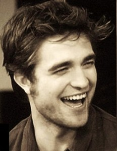 my handsome Robert has the loveliest laugh in the world,it's one of my fave sounds EVER<3<3