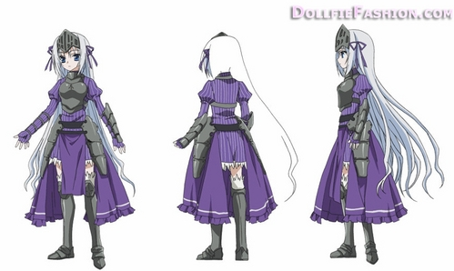 Eucliwood Hellscythe I forgot from what anime...