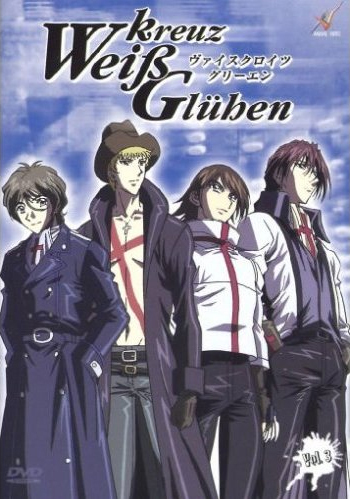 I haven't seen this anime in 14 years, but I'm positive the plot was these guys fighting & uncovering a terrorist organization working under the guise of an academy.
