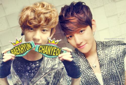 I can&#39;t decide....it&#39;s between Chanyeol and Baekhyun BaekYeol!<333333