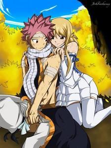 Natsu Dragneel & Lucy Heartfilia (Fairy Tail)