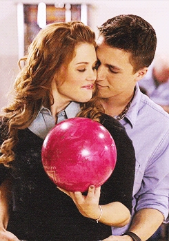 1.Lydia & Jackson (Teen Wolf) 2.Naomi & Liam (90210) and Arthur & Morgana (Merlin) 3.Anastasia & Will (Ouat in Wonderland) 4.Bela & Dean (Supernatural) 5.Stiles & Erica (Teen Wolf) and Aiden & Emily (Revenge)